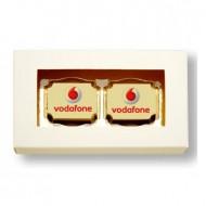 2 Logobonbons in geschenkdoos bezorgen in Rotterdam