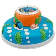 3D Nemo Taart bezorgen in Zwolle