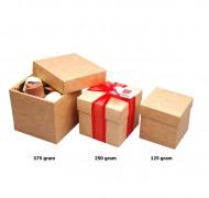 Ambachtelijke bonbons in kubusverpakking bezorgen in Rotterdam