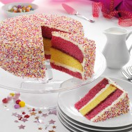 Angle sparkle cake bezorgen in Zwolle