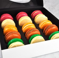 Assortiment Macarons bezorgen in Absdale