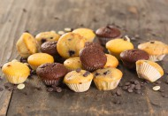 Assortiment minimuffins bezorgen in Absdale