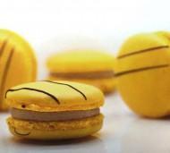 Bananen Macarons bezorgen in Amsterdam