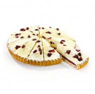 Berry & White chocolate pie bezorgen in Oterdum