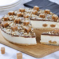 Billionaires shortbread cheesecake bezorgen in Leiden
