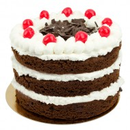 Black Forest Layer Cake bezorgen in Wouw