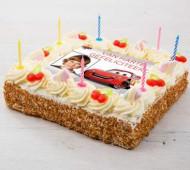 Cars taart bezorgen in Utrecht