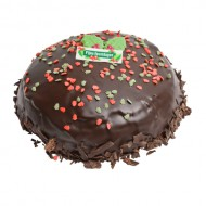 Chocolade Boltaart bezorgen in Breda