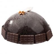 Chocolade bombe bavarois bezorgen in Hasselt