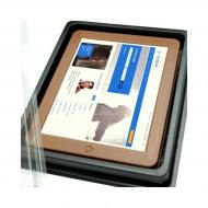 Chocolade i-tablet in geschenkdoos bezorgen in Zwolle