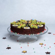 Chocolade Truffeltaart bezorgen in Leeuwarden