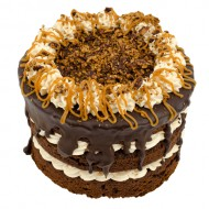 Chocolate Layer Cake bezorgen in Almere