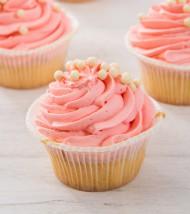 Cupcake aardbei bezorgen in Rotterdam