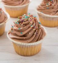 Cupcake Chocolate & Vanilla bezorgen in Eindhoven