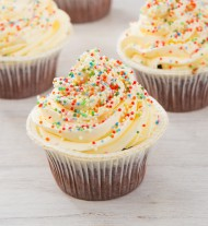 Cupcake Vanilla Surprise bezorgen in Loil