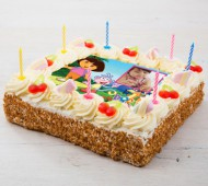 Dora taart bezorgen in Tilburg