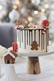 Feestelijke dripe cake bezorgen in Amsterdam