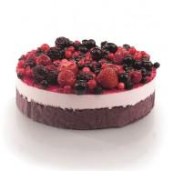 Forest Fruit Bavarois taart bezorgen in Den-Haag