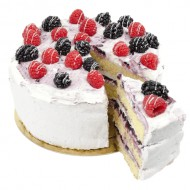Forest Fruit Layer Cake bezorgen in Loil