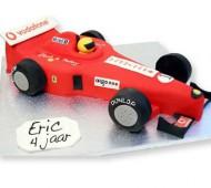 Formule 1-taart bezorgen in Leeuwarden