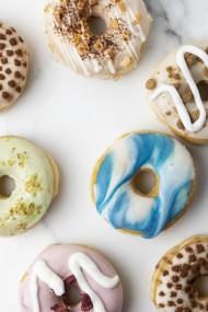 Galaxy Donuts bezorgen in Zwolle
