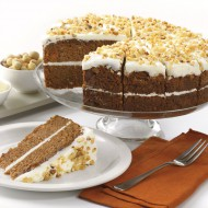Gluten free carrot cake bezorgen in Leeuwarden