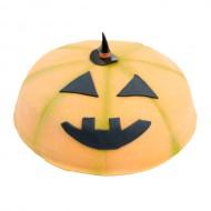 Halloween Pompoen Taart bezorgen in Oterdum