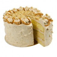 Hazelnut Dream Layer Cake bezorgen in Wouw