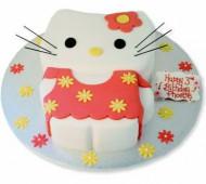 Hello Kittytaart bezorgen in Almere