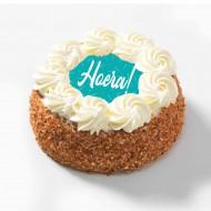 Hoera! Verjaardagsslagroomtaart bezorgen in Hasselt