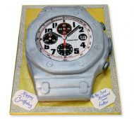 Horlogetaart bezorgen in Amsterdam