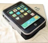 Iphone-taart bezorgen in Den-Haag