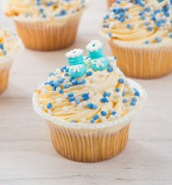 It's a Boy Cupcakes bezorgen in Loil