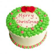 Kerst Layer Cake bezorgen in Hasselt