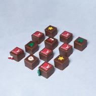 Kerst Petitfours Chocolade bezorgen in Zwolle