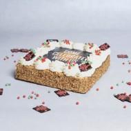 Kerst slagroomtaart bezorgen in Oterdum