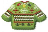 Kerst Trui Taart Groen bezorgen in Leeuwarden