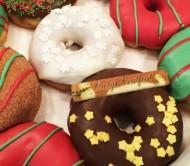 Kerstdonuts bezorgen in Den-Bosch