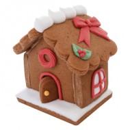 Kersthuisje 12 stuks bezorgen in Den-Haag