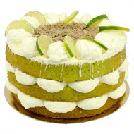 Key Lime Pie Layer Cake bezorgen in Zwolle