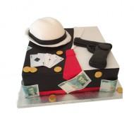 Maffia 3D taart bezorgen in Leeuwarden