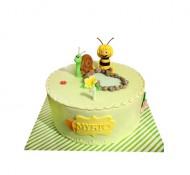 Maya de Bij 3D taart bezorgen in Amsterdam