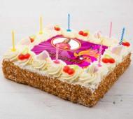 Mega Mindy taart bezorgen in Utrecht