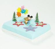 Mickey Mouse babymarsepeintaart bezorgen in Amsterdam
