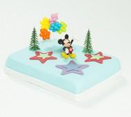 Mickey Mousemarsepeintaart bezorgen in Oterdum