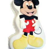 Mickey Mousetaart bezorgen in Zwolle