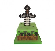 Minecraft taart 3D bezorgen in Utrecht