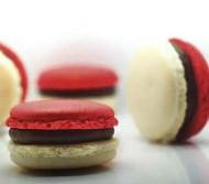 Nutella Hazelnut Macarons bezorgen in Den-Haag