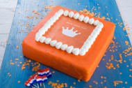 Oranjemarsepeintaart bezorgen in Rotterdam