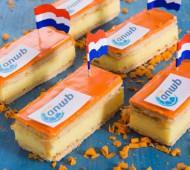 Oranjetompoucen bezorgen in Amsterdam